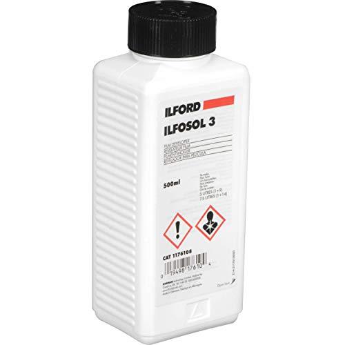 Ilford Ilfosol S rivelatore liquido per pellicola 500 ml
