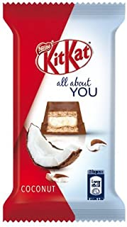 Kitkat All About You 5 Finger Coconut Chocolate Wafer, Pack of 12 x 40 gm
