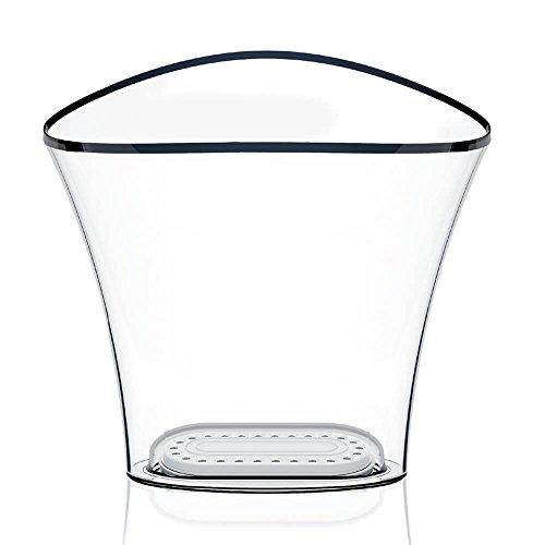 Italesse Set Vela Bucket Cubo portabotellas con iluminación led