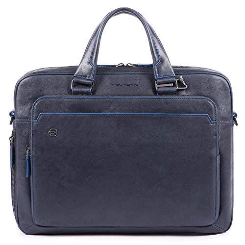 Piquadro B2S Laptoptasche 40cm blue