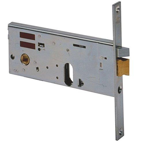 Cisa 8015345074670 14510-70-0 - Cerradura eléctrica con cilindro ovalado