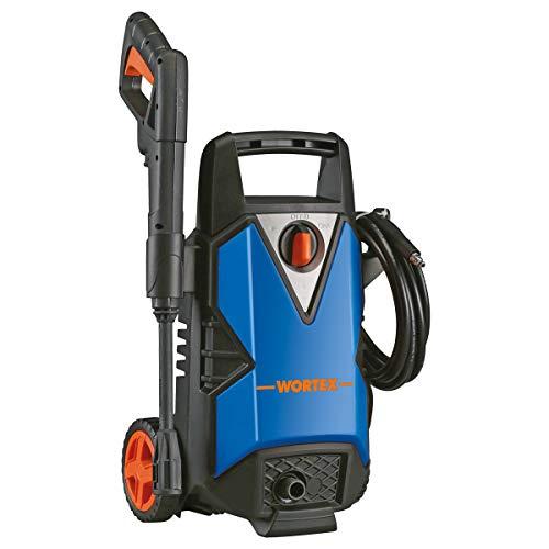 Wortex® Idropulitrice elettrica ad Acqua Fredda MOD. YWB100-100 Bar Max - 5,5 lt/min - 1400 Watt