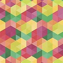Papel De Parede Geométrico Colors 300 x 59cm