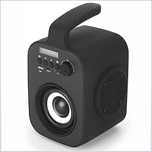 WEIQING Bluetooth-Lautsprecher, Tragbarer Bluetooth-Audioverstärker, Wasserdichter Drahtlose Audiokarte Kann Berechnet Werden, Geeignet Für Heimtheater-Party