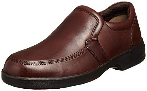 [ドクターアッシー] スニーカー (1010) メンズ 4E ビジネス カジュアル 通勤 シューズ 靴 26.5cm ダークブラウン