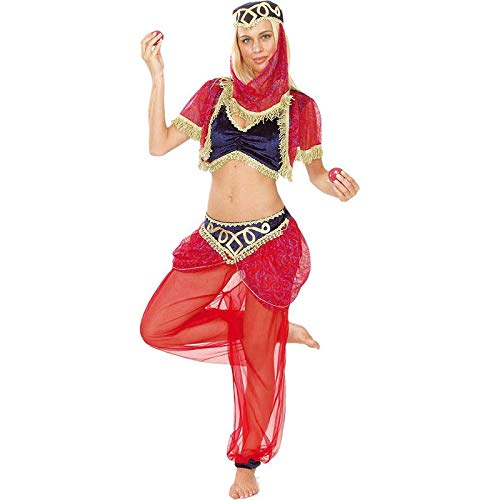 Yupiyei Disfraz de Bailarina Odalisca - Mujer, M
