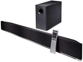 Best 38 2.1 home theater soundbar with wireless subwoofer Reviews