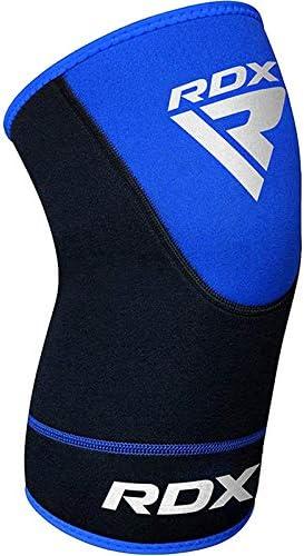 RDX Tutore Ginocchio Sport MMA Ginocchiere Supporto Boxe Protezione Pallavolo IT