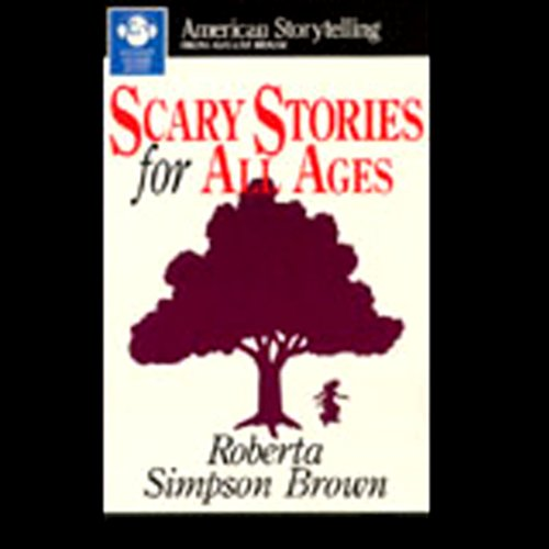 Scary Stories for All Ages audiobook cover art