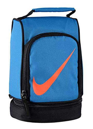 Nike Insulated Lunchbox (Light Photo Blue, one size)