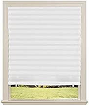Redi Shade, White Original 48-Inch Light Filtering Temporary Window Shade, 3842378