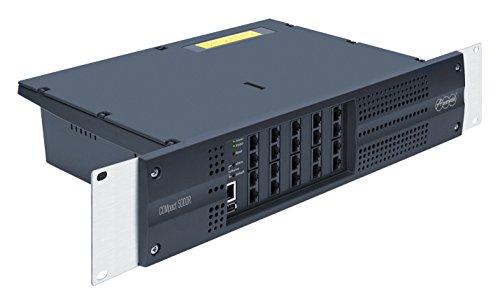 AUERSWALD COMpact 5000R Rack-Gehäuse/Grundfreischaltung ist durch registrierten Auerswald-Fachhaendler noetig