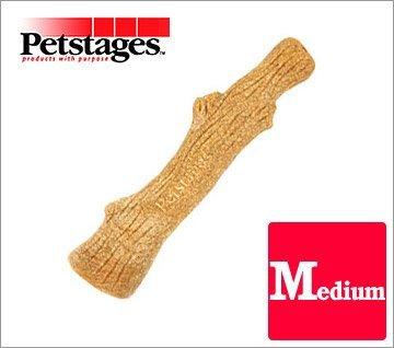ペットステージ petstages ウッディータフスティック ミディアム 犬 おもちゃ
