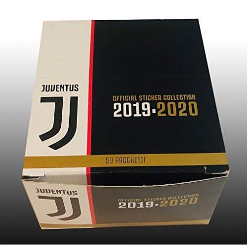 250 figurine JUVENTUS 2020 prodotto ufficiale