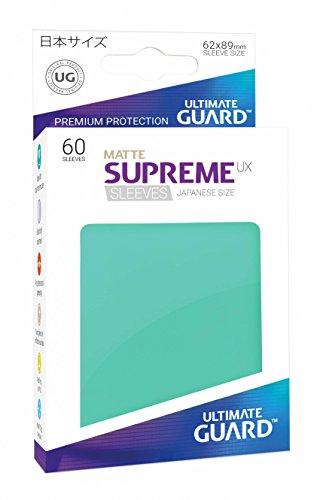 Ultimate Guard Supreme, Buste protettive per Carte UX Misura Giapponese (60Pezzi)