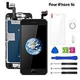 BuTure Écran pour iPhone 6s Remplacement de l'écran LCD avec Outils de Réparation Bouton Accueil Caméra Frontale...