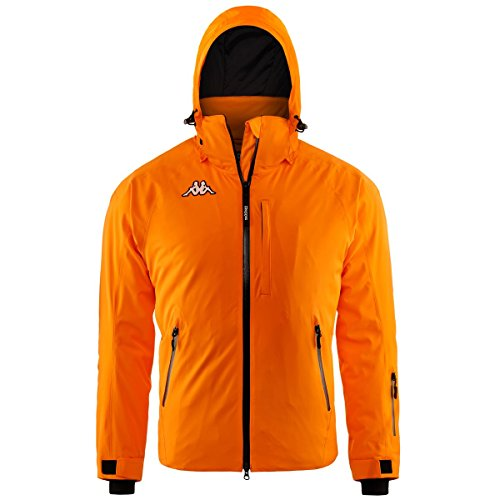 Giubbotto Kappa 6cento 650 026 - Orange L