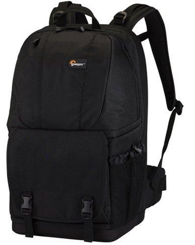 Lowepro Fastpack 350 SLR-Kamerarucksack (Seitenzugriff, variable Inneneinteilung) schwarz