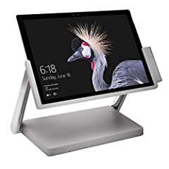 Our SD7000 Surface Pro docking station was designed exclusively for Microsoft Surface Pro 7, 6, 5 and 4 using Windows 10 Comfortably position the surface Pro in one of two positions -- upright as a display, or lay it at a perfect drafting table angle...