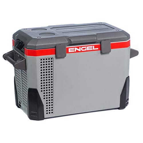 gift for hunters and fishermen engel dual voltage ac/dc portable fridge freezer