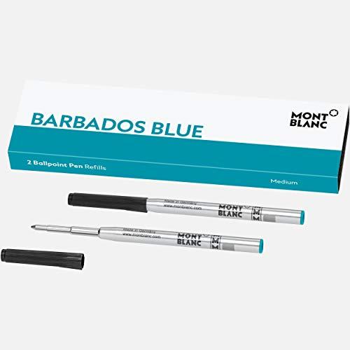 REFILL BP M 2x1 BARBADOS BLUE PF marca Montblanc