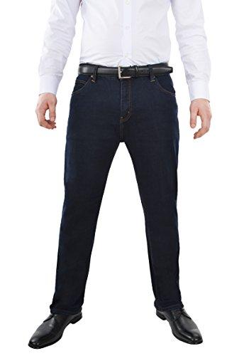 Marken Outlet Kriftel -  Jeans - Straight - Uomo Dunkelblau 38W x 36L
