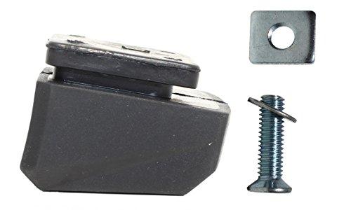 Roces Bremsstopper Kit für Erwachsenen Modelle, Schwarz, One Size