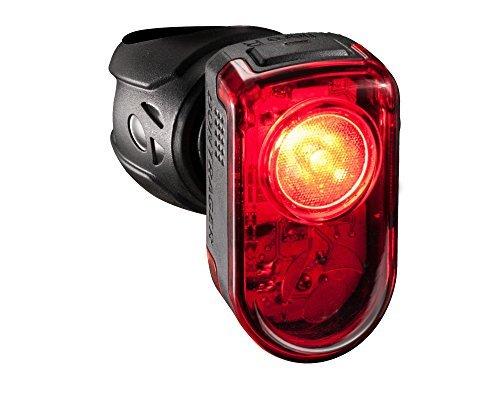 Bontrager Flare R Tail - Luces para bicicleta - rojo/negro 2017