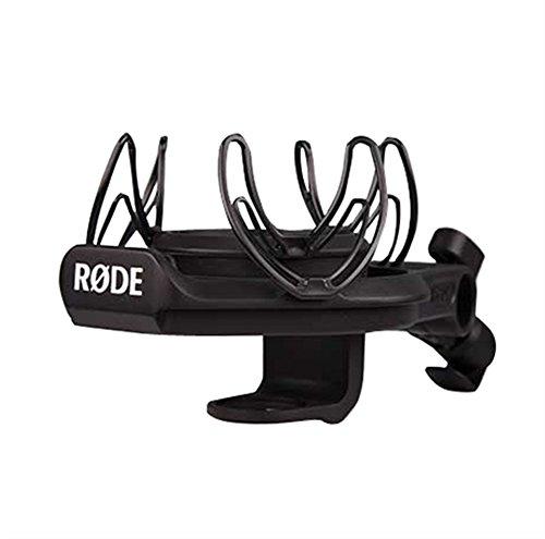 Rode SMR Mikrofonhalterung für Großmembranmikrofone mit Rycote-Lyre und Metall-Popschutz