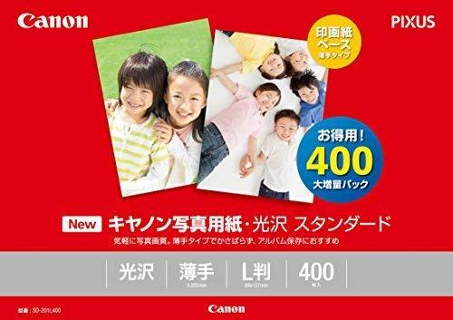 光沢 スタンダード SD-201L400 0863C003 [L 400枚]