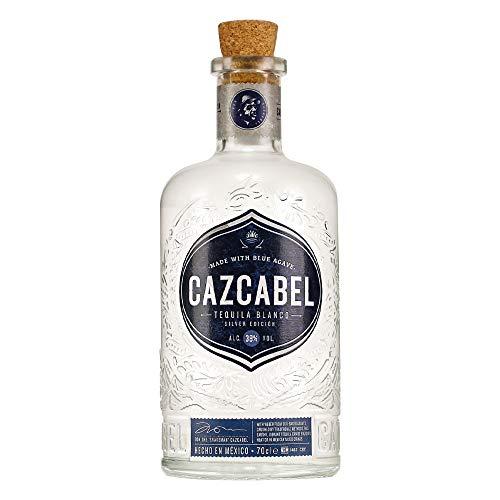 Cazcabel Blanco Tequila (3 x 0.7 l)