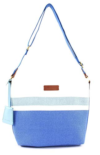Marc O'Polo Elina Hobo Bag M Sky Blue