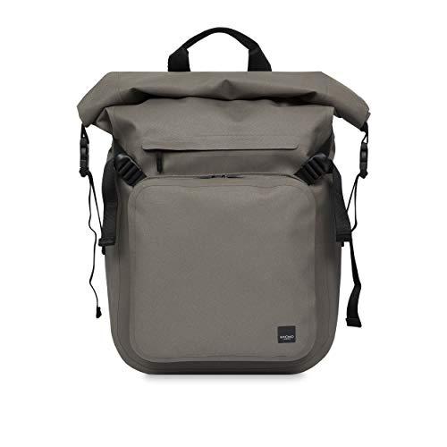 Knomo Unisex-Erwachsene Hamilton Wasserfester Rolltop-laptop-rucksack 14