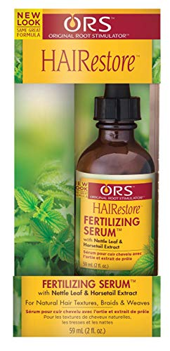 ORS HAIRestore Fertilizing Serum with Nettle Leaf and Horsetail Extract