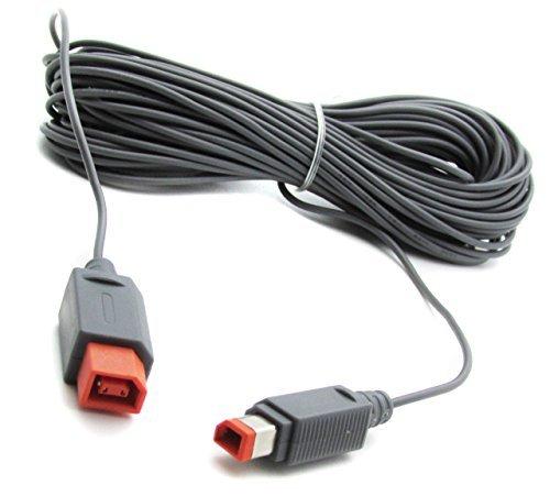 Link-e : Cable rallonge 4,5m pour la Sensor Bar (barre capteur filaire) sur console Nintendo Wii