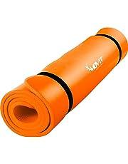 Movit® - Esterilla para Pilates - Sin ftalatos Colchoneta de Yoga/Gimnasia - Largo 190 cm x 100cm/60cm Grosor 1,5 cm Estera de Yoga y Pilates -Colchoneta de Yoga