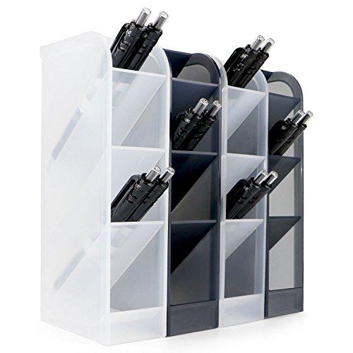 Schreibtisch Organizer- Stift-Caddy Organizer Storage Für Büro, Schule, Zuhause, Arztausstattung, Stift Aufbewahrung Halter 4Pcs