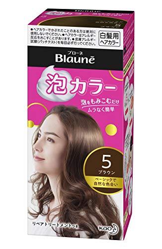 ブローネ 泡カラー 5 ブラウン [医薬部外品]