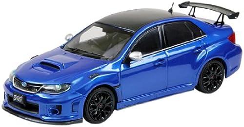 EBBRO 1 43 Subaru WRX S206 NBR Challenge package WR Blau (japan import)