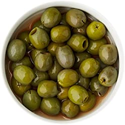Whole Foods Market Giant Castelvetrano Pitted Olives, 150g