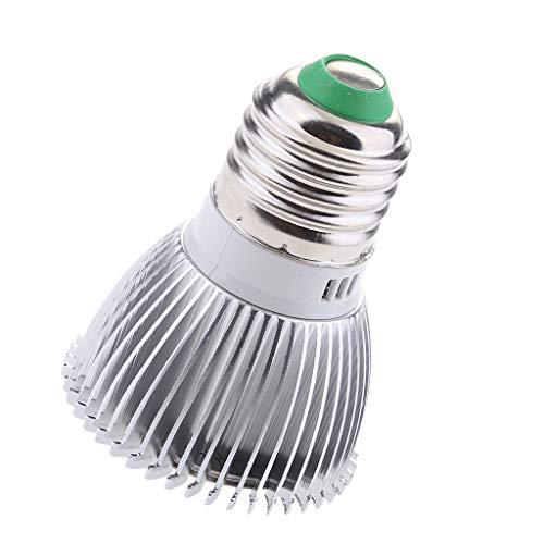 Homyl E27 8 / 10w LED Pflanzenleuchte Pflanzenlampe Wachstumslampe Pflanzenlicht Grow Lamp, Lange Lebensdauer - 10W 28 LED