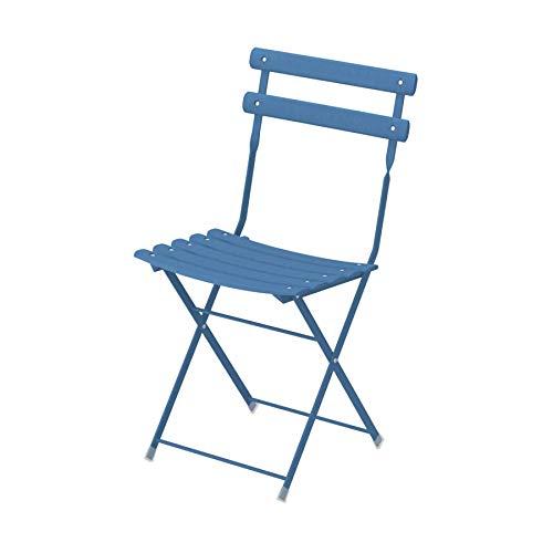 Emu Arc en Ciel Folding Chair Set of 2 Navy Blue