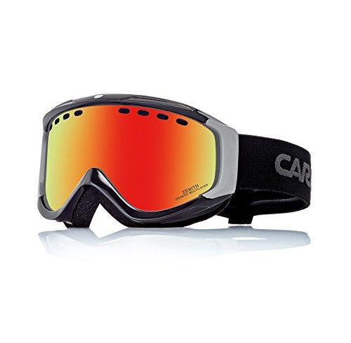 Carrera Skibrille Zenith/us, Black Shiny