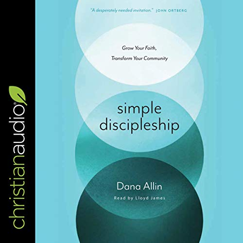 Simple Discipleship cover art