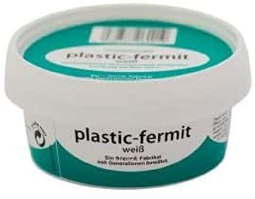 Plastik Fermit weiss (Dose 250 g)