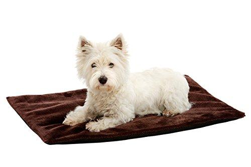 Karlie Thermo Top Hundedecke L: 100 cm B: 70 cm braun