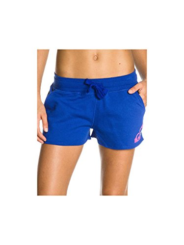 Roxy - Pantalón Corto para Mujer, Talla 34, Color Azul (Ocean)