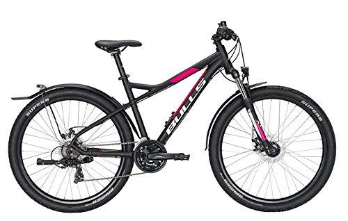Bulls Zarena Street 1 Trekking-Bike schwarz - Damen Fahrrad 27,5 Zoll - 21 Gang Kettenschaltung