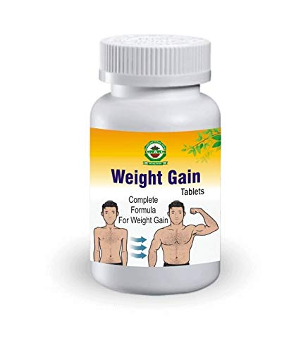 Chandigarh Ayurved Centre Weight Gain Tablet - 1 Bottle (30 tablets)