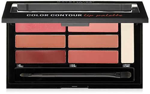 Maybelline New York Lip Studio - Palette di blushed Bombshell, 5 g